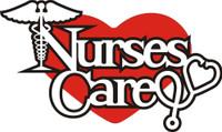 Nurses Care - Die Cut