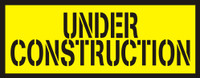 Under Construction - Die Cut