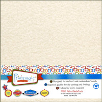 Natural Sands Parchment - 25 Pack Cardstock