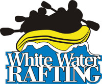 White Water Rafting - Laser Die Cut
