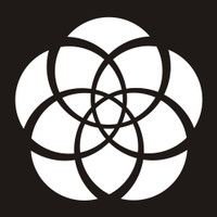 Mosaic 2 - Concentric Circles - 12x12 Overlays