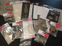 Exploded Envelope Kit - Want2Scrap Kit