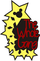 The Whole Gang - Die Cut