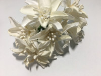 Offwhite Paper Flower #8091