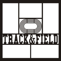 Track and Field - 12x12 Overlay