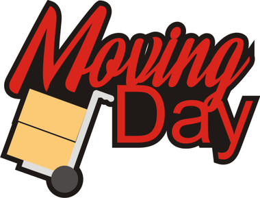 moving day die cut want2scrap western clip art images western clipart and flyers