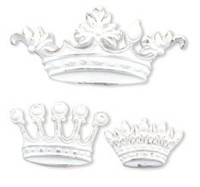 Her Majesty Applique Set