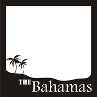 The Bahamas - 12x12 Overlay