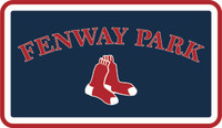 Fenway Park Sign - Laser Die Cut