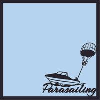 Parasailing - 12x12 Overlay