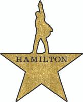 Hamilton - Laser Die Cut
