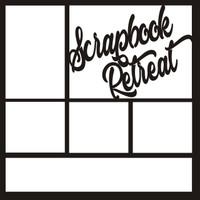 Scrapbook Retreat - 12 x 12 Scrapbook OL