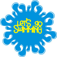 Let's go swimming - Laser Die Cut