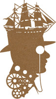 Steampunk Edison