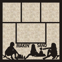 Making Sand Castles Pg 1