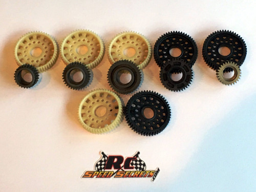 RC Speed Secrets Super-Light Cut Diff Gears Group AE B6/B6D B5/B5M TLR 22 4.0/3.0/SR series