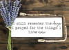 I Still Remember The Days Framed Wood Sign 24x48