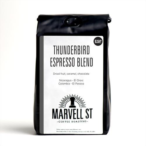 Thunderbird Coffee Pods - BULK 150