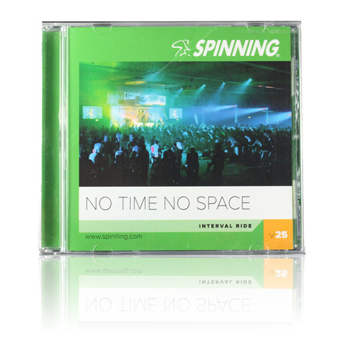 Spinning® CD Volume 25 - No Time, No Space
