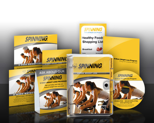 spinning 8-week weight loss program download