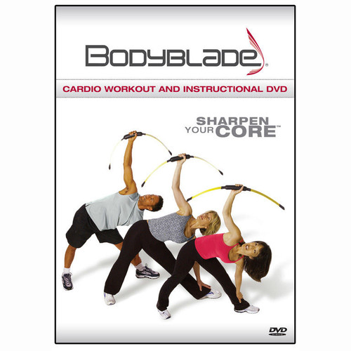 Bodyblade® Cardio Workout and Instructional DVD