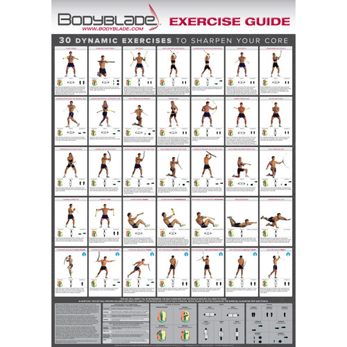 20in. x 28in. Full Color Wall Chart