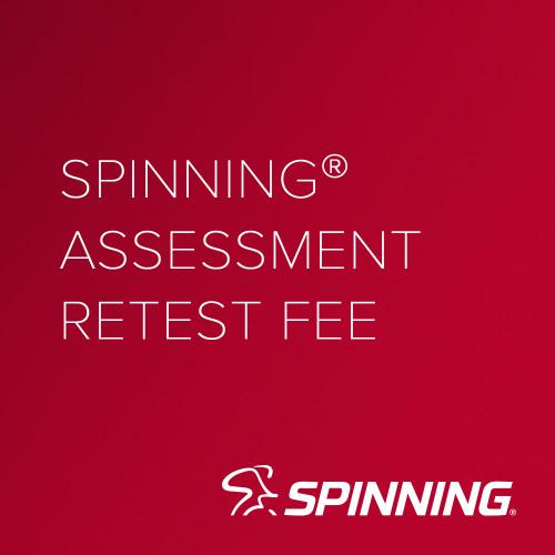 Spinning® Assessment Retest Fee