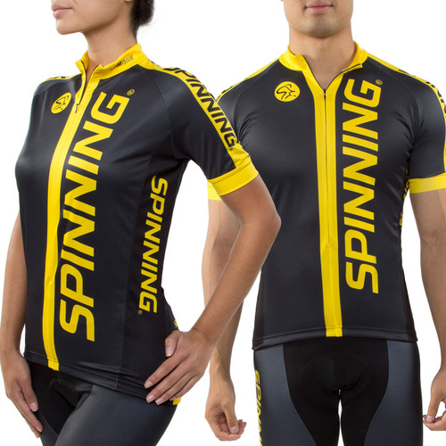 Spinning® Team Cycling Jersey