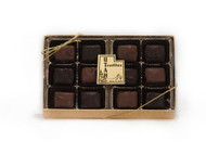 12 Piece Box - Assorted Milk & Dark Chocolate