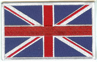 British Flag Iron-On Patch Union Jack