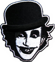 The Adicts Iron-On Patch Face Logo