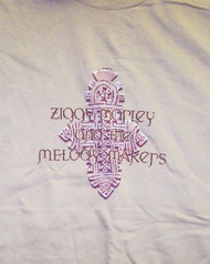 Ziggy Marley And The Melody Makers T-Shirt Tan Size Large