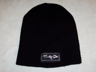 Staind Beanie Hat Silver Logo Black One Size Fits All