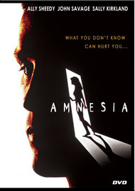 Amnesia DVD Ally Sheedy - John Savage - Sally Kirkland
