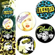 Blondie Four Button Set