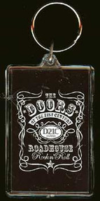 The Doors of the 21st Century Lucite Key Chain