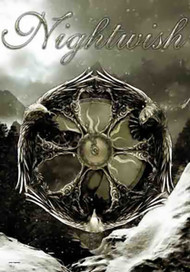 Nightwish Poster Flag Emblem Logo Tapestry
