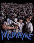Mudvayne Vinyl Sticker Furies Logo