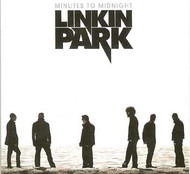 Linkin Park Vinyl Sticker Minutes To Midnight