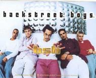 Backstreet Boys Vinyl Sticker Group Photo Logo