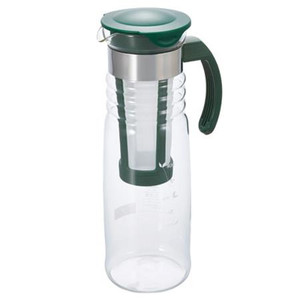 Hario Cold Brew Teapot w/ Strainer - Dark Green