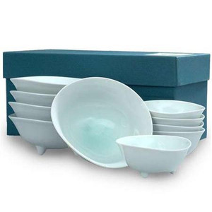 Arita RuBong Bowl Set