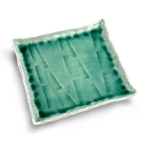 Square Jade Serving Platter