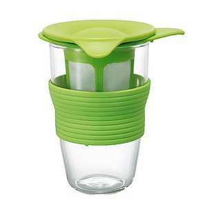 Hario Handy Tea Maker - Green