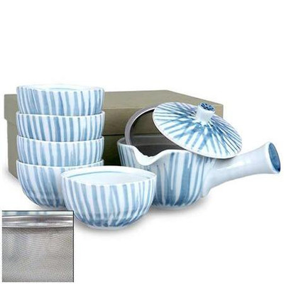 Garden Light Tea Set