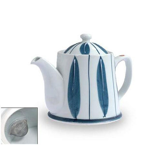 Palonia Leaf Teapot