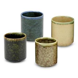 Assorted Teacup Set (Set of 4)