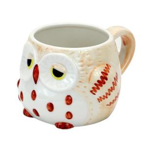Shiny Owl Mug