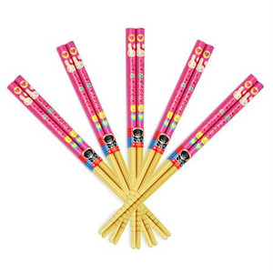"""Happy Dream"" Kids Chopsticks (5 pairs)"