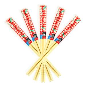 """Crayon"" Kids Chopsticks (5 pairs)"